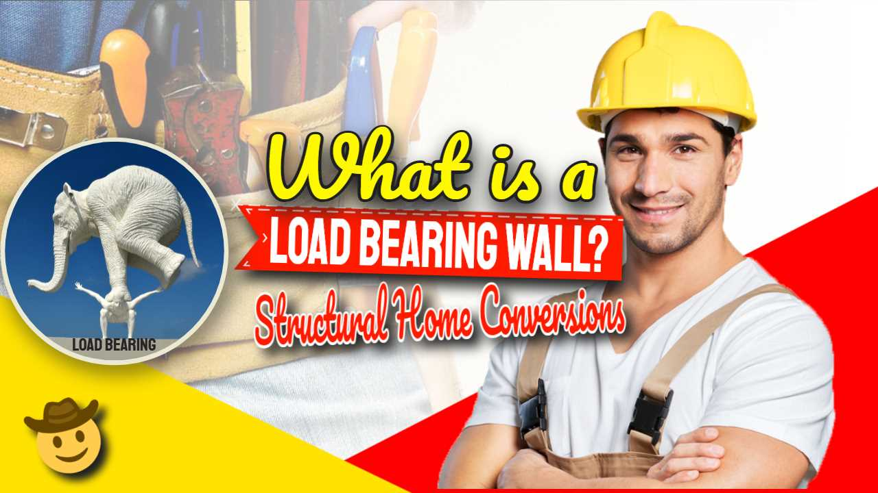 """Featured image: """"What is a load bearing wall?""""."""