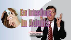 ear infections in adults
