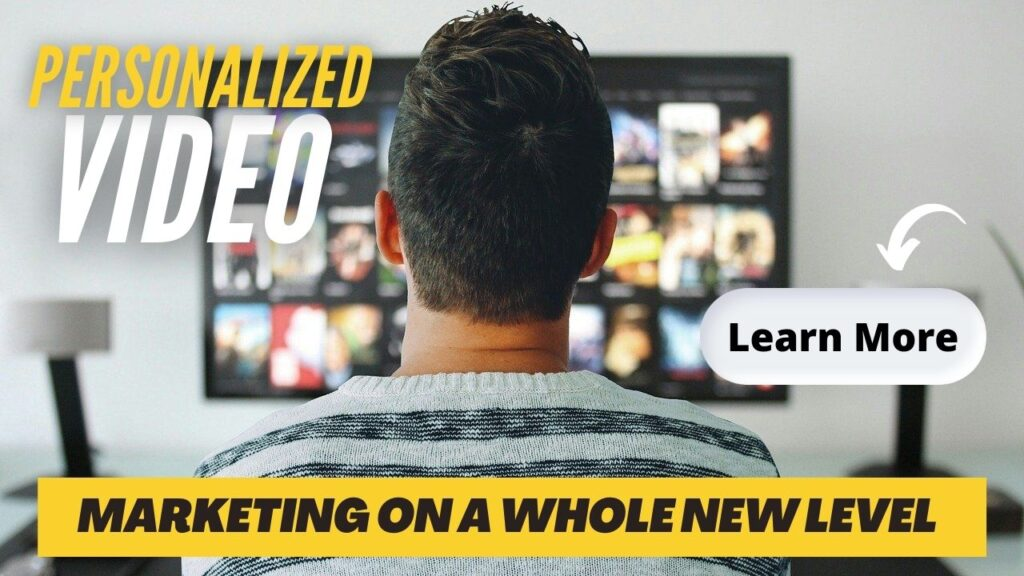 personalized videos